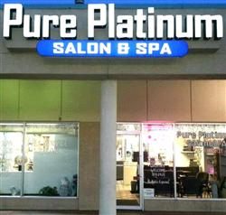 Pure Platinum Salon and Spa
